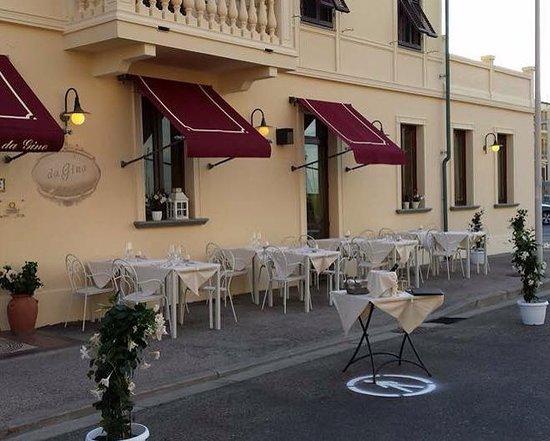 esterno locale picture of ristorante da gino marina di On ristorante da gino marina di pisa