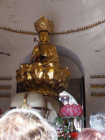 Эмэйшань, Китай: Wannian Temple