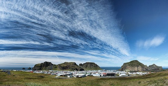 Vestmannaeyjar, Islanda: Overview of Westman Islands