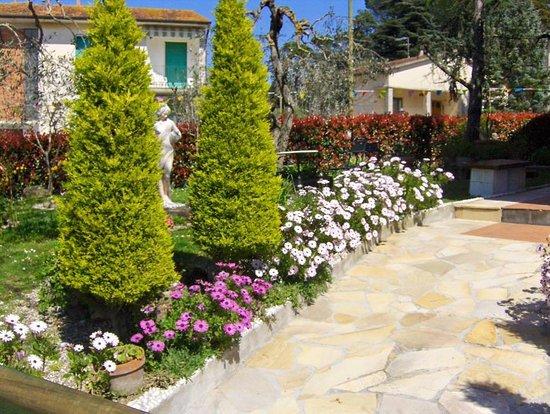Crespina, Italia: Giardino.