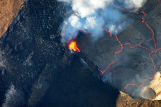 Вайколоа, Гавайи: Kilauea'sKilauea's active caldera