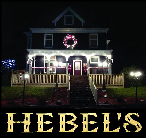 New Glasgow, Canada: Hebel's is ready for Christmas!