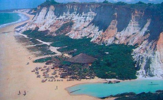 Lagoa Azul Beach