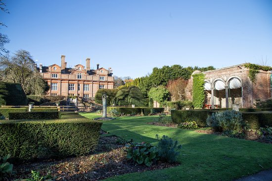 Barham, UK: Itallian Garden