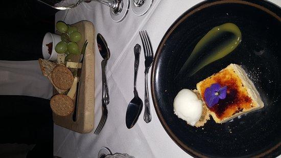 Ruthin, UK: Stunning meal at berties resturant 👌
