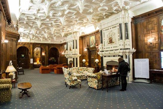 Barham, UK: Entrance hall