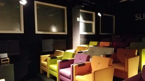 Icelandair Hotel Reykjavik Marina: The hotel's theater