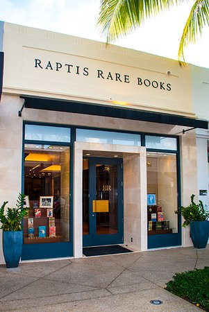 ‪Raptis Rare Books‬
