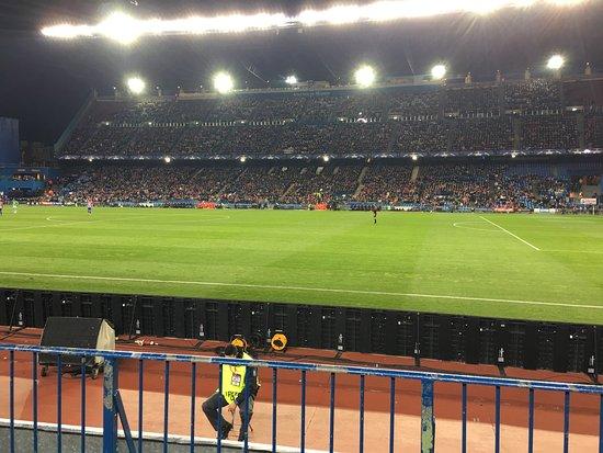 Community of Madrid, Spain: Estadio Vicente Calderon