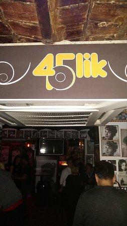 45 lik Bar