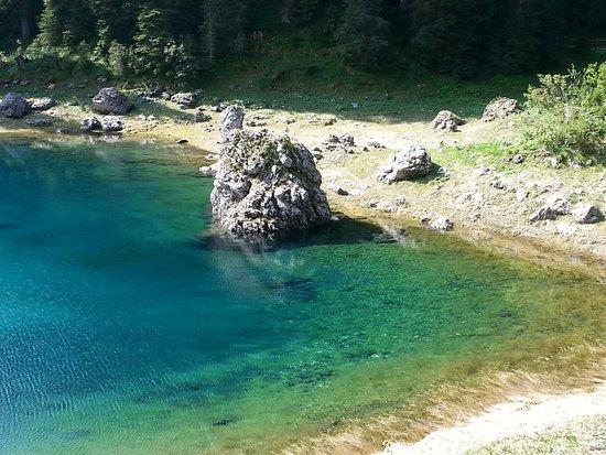 Nova Levante, Włochy: giro del lago di carezza