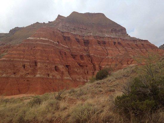 แคนยอน, เท็กซัส: Awesome hiking in Palo Duro canyon! Great weather and beautiful scenery.