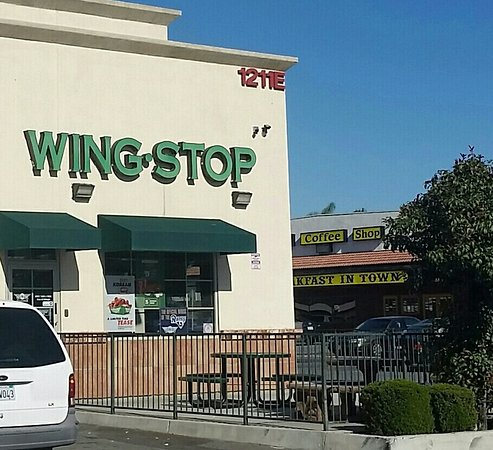La Habra, Kalifornia: Wingstop