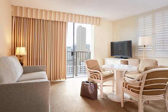 Two Bedroom Suite Picture Of Ohana Waikiki East Hotel
