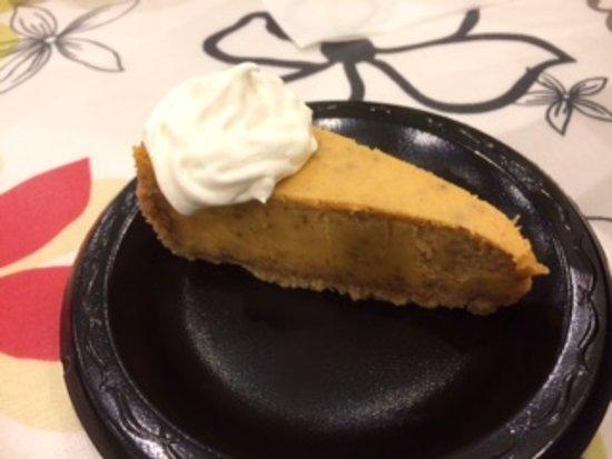 Roswell, Джорджия: Pumpkin Cheesecake