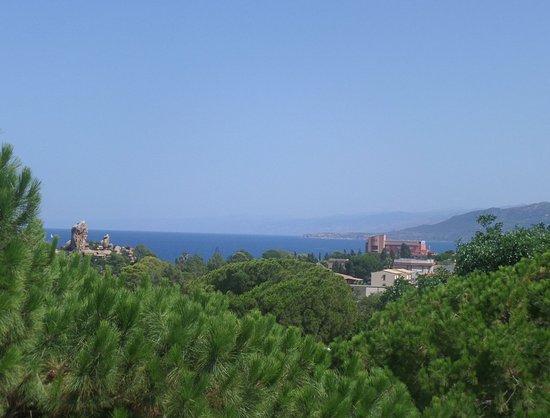 Hotel Al Pescatore: Wonderful sea view!