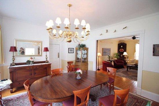 Onancock, VA: Dining Room