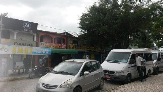 Balaio Hostel: Fachada