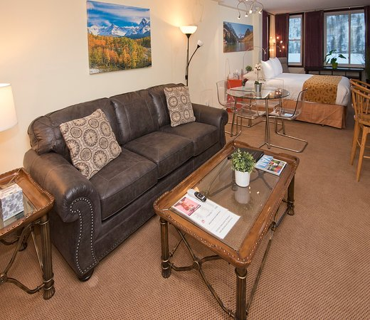 Vail Run Resort : another view of different studio unit