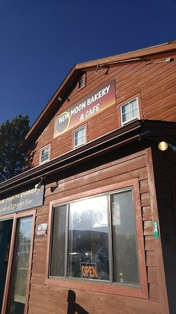 Nederland, Колорадо: bar facade