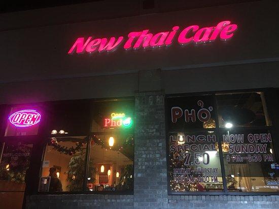 West Jordan, UT: New Thai Cafe