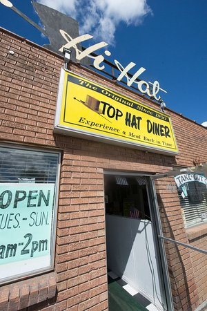 Clearfield, UT: Hi Hat Diner
