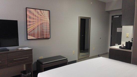 Abilene, TX : I love the room!
