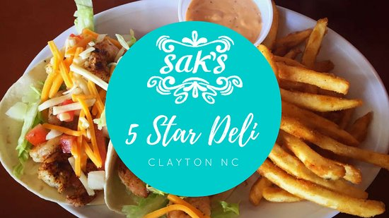Clayton, Kuzey Carolina: Saks Deli