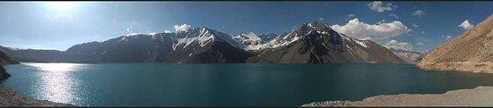 San José de Maipo, Chile: lago