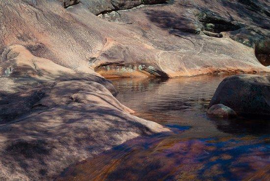 Halls Gap, Australie : venus baths