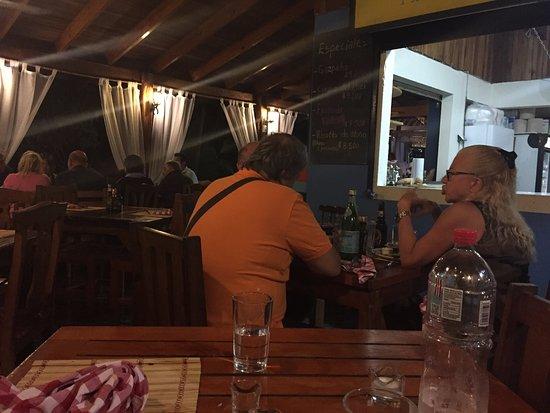 Brasilito, Costa Rica: Yum Mon night of good eats