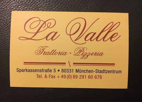 Restaurant La Valle: photo7.jpg