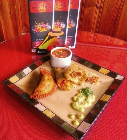 Pittsfield, MA: Lucia's Latin Kitchen