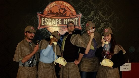 ‪The Escape Hunt Experience Perth‬