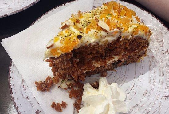 Wodonga, Australia: Secret Carrotcake
