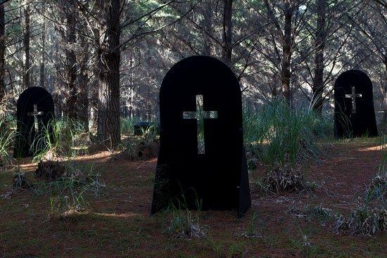 Woodhill, Nowa Zelandia: Resident Evil