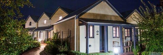Hahndorf, Australia: Lovely at night