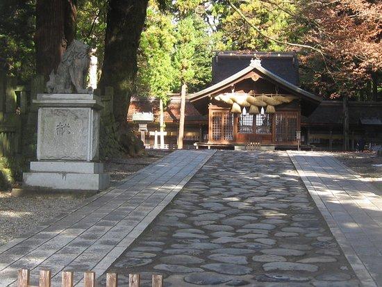 Suwa Shrine-billede
