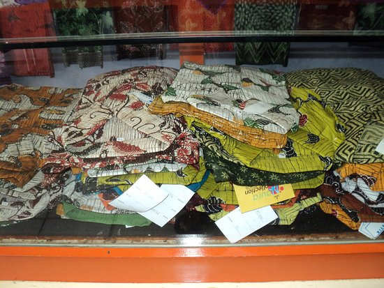 Batik Madura Ole Olang