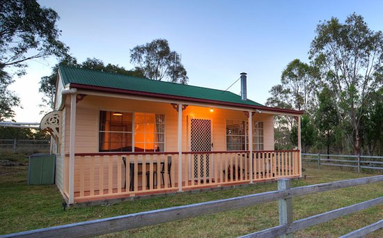 Ballandean, Australia: Rose Cottage