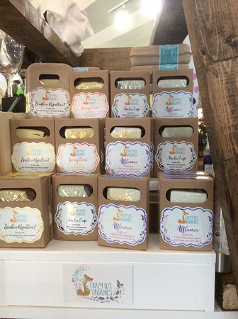 Vernon, Canada: Home crafted soaps with magical marketing strategy , a must