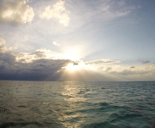 Tarpon Caye Belize: photo1.jpg