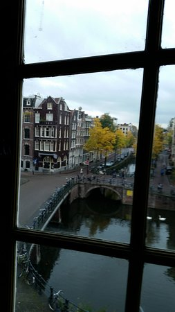 Hotel Brouwer: VIEW FROM HALS ROOM