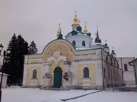 Ioann Ustyuzhskiy's Church