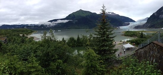 Haines, AK: Beautiful view from the top