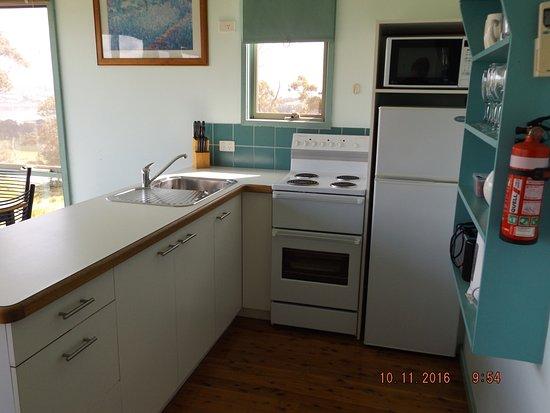 Mansfield, Australia: Kitchen Banksia