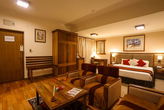 Atithi Resort & Spa: Luxury Room