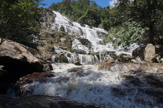Mae Chaem, Thailand: Mae Ya Waterfall