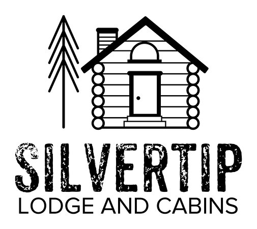 Soldotna, AK: This is our logo for Alaska Silvertip Lodge and Cabins