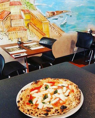 Kew, Australien: Circa 900 Pizzeria Napoletana